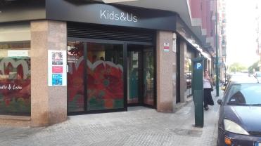 Contacto Kids&Us Palma Centre