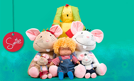 Peluches Kids&Us