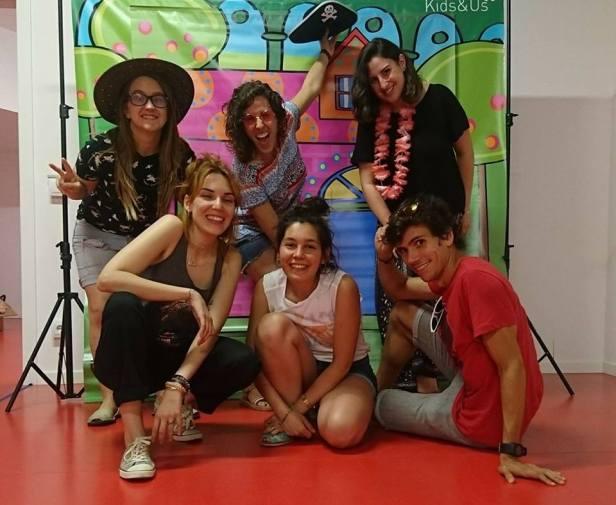 team kids&us