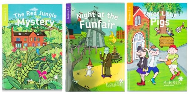 readers kids&ys