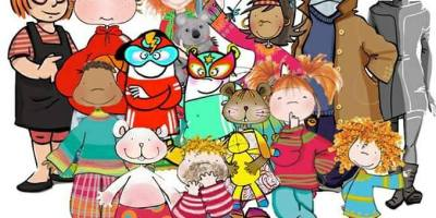 personajes kids&us